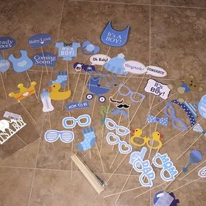 Other - Baby Shower Boy decorations